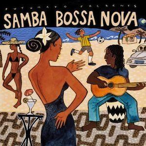 Samba Bossa Nova (2002) - Compilation - bossa-normandie