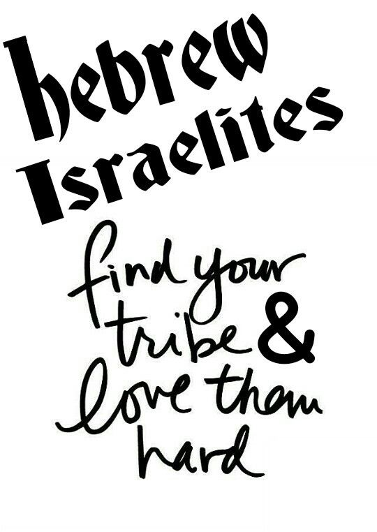 Download To all the REAL 12 tribes of ISRAEL. Qam Yasharahla ...