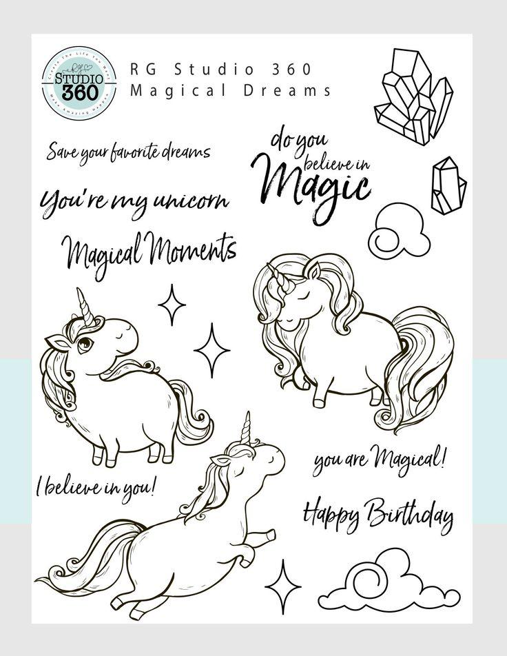 Magical Dreams Unicorns - Free Virtual Class