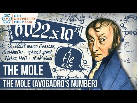 chemistry lesson the mole avogadro s number get chemistry  chemistry lesson the mole avogadro s number get chemistry help chem 2 chemistry and chemistry help