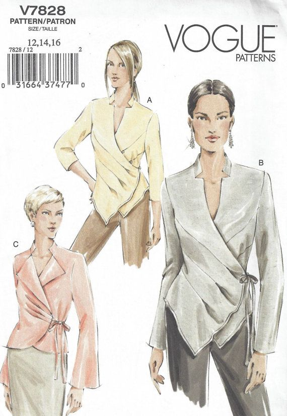 47 besten Vogue Patterns Bilder auf Pinterest | Nähideen ...