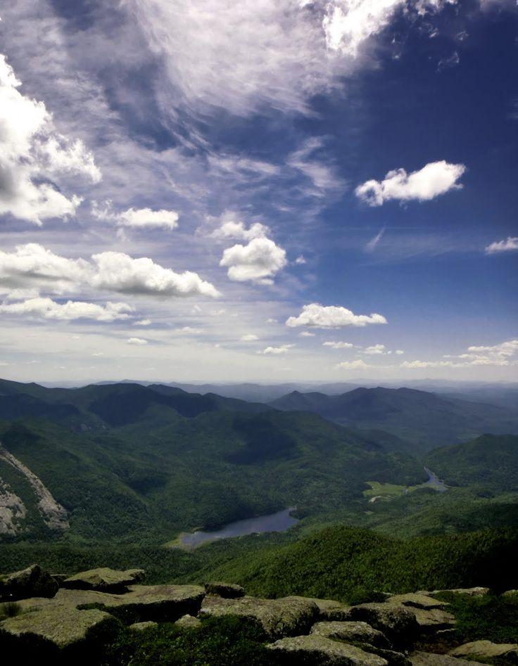 Adirondack Mountains, New York State