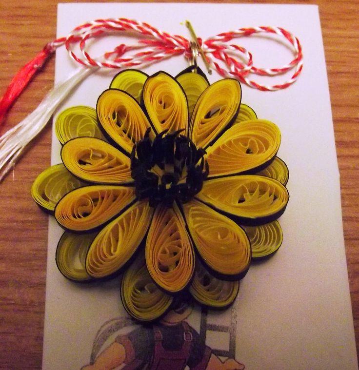 Sergal's quilling art: Flori...