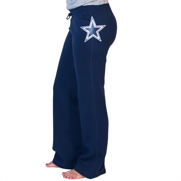 Dallas Cowboys Womens Nike Tailgater Fleece Pant