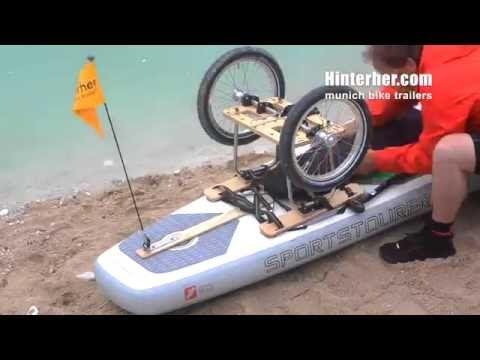 Fahrradanhänger | Fahrrad Lastenanhänger | Anhänger Fahrrad
