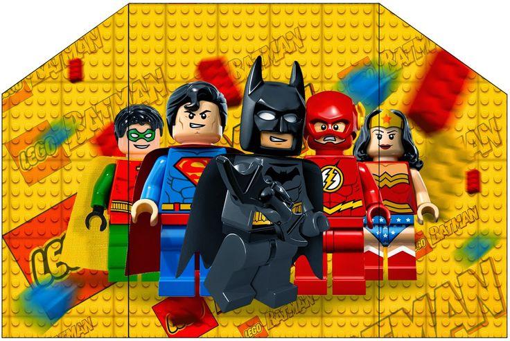lego movie  free printable invitations