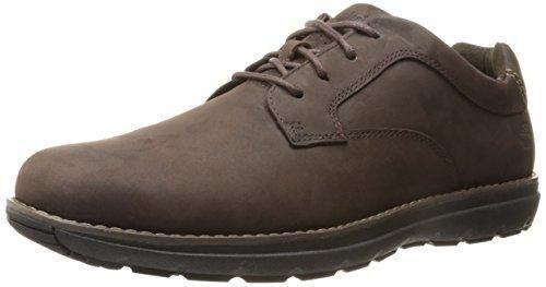 Oferta: 120€ Dto: -10%. Comprar Ofertas de Timberland Barrett Pt - Zapatos Hombre, Marrón - Marrón (Dark Marrón), 47,5 barato. ¡Mira las ofertas!
