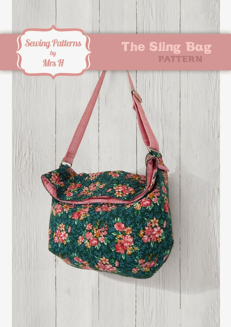 25  Best Ideas about Sling Bag Patterns on Pinterest | Diy purse ...