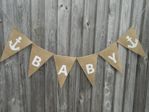 Hey, I found this really awesome Etsy listing at https://www.etsy.com/listing/198270300/baby-boy-banner-anchor-baby-shower