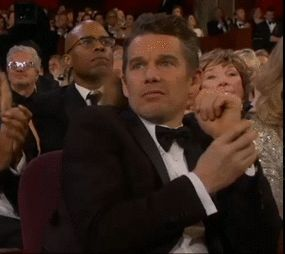 New trending GIF on Giphy. applause ethan hawke. Follow Me CooliPhone6Case on Twitter Facebook Google Instagram LinkedIn Blogger Tumblr Youtube