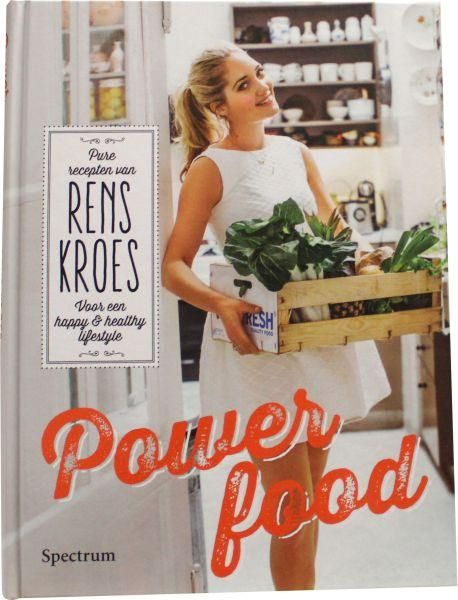 Bountiful | Power food R Kroes boek