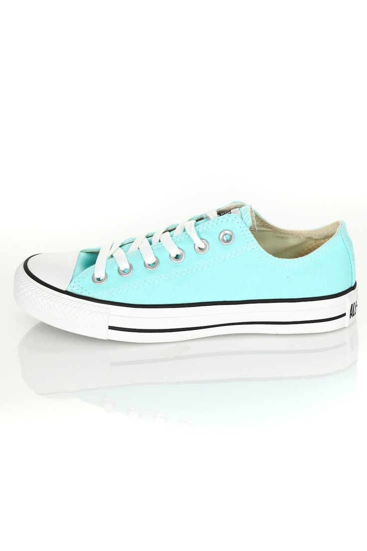 ALL STAR BASSE CTAS SEASON OX CONVERSE TURQUOISE I am def getting these