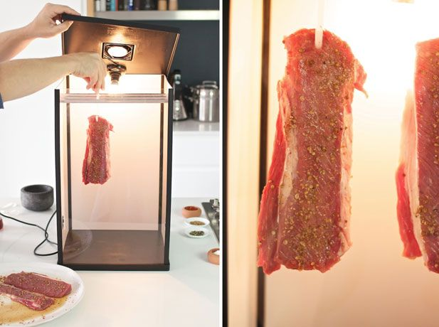 How to make biltong