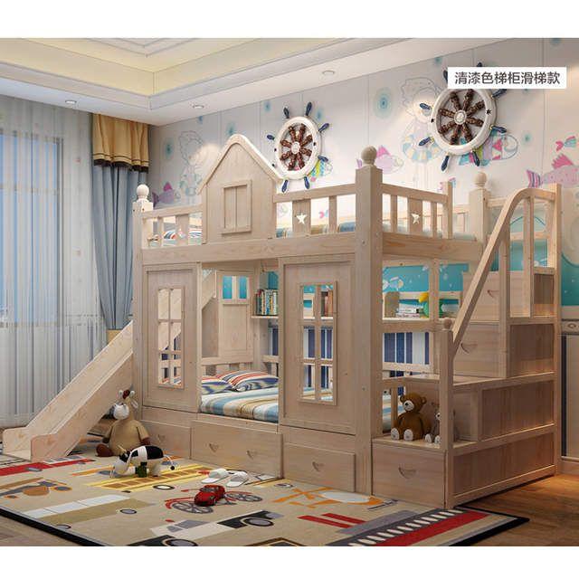 Online-Shop 0128TB006 Moderne kinder schlafzimmer möbel ...