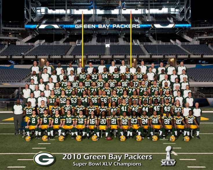 Packers team photos through the years...