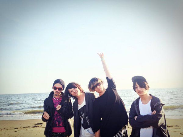 [Alexandros]2016/5/5「JAPAN JAM 」まもなく。 メンバー