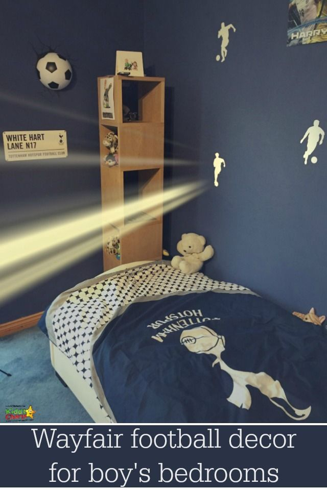 36 best Football bedroom ideas for boys images on Pinterest ...