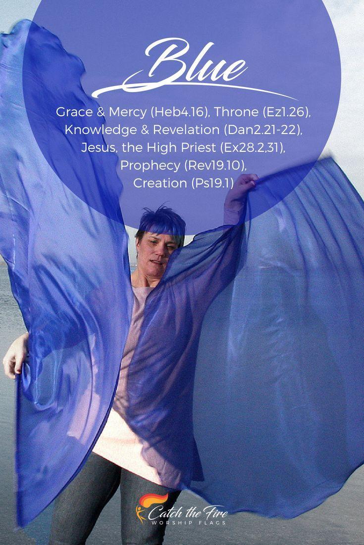 Prophetic Colors in 2019 | christian art | Worship dance, Prophetic