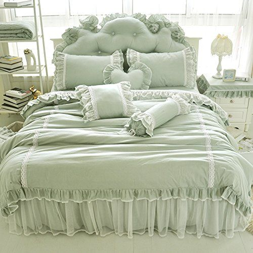1000 Ideas About Green Bed Sets On Pinterest Green
