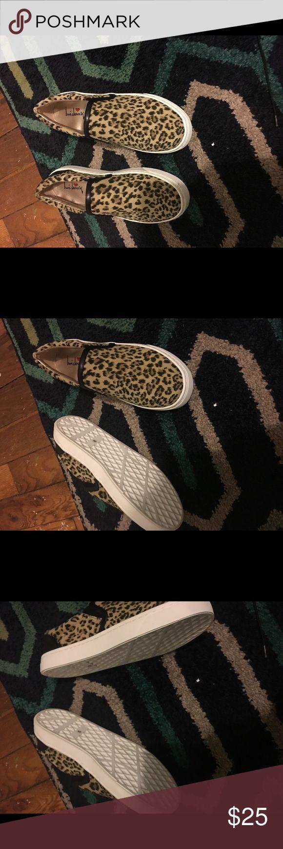 Leopard slip ons Leopard slip on sneakers Shoes Sneakers