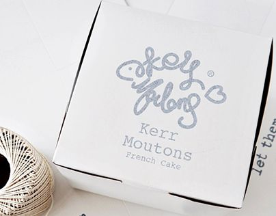 "Check out new work on my @Behance portfolio: ""kerr moutons sheep cake logo design"" http://be.net/gallery/41038923/kerr-moutons-sheep-cake-logo-design"