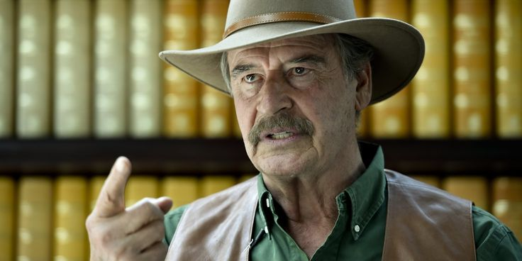 Vicente Fox Mocks Trump's Low Ratings: 'If This Were TV, You'd Be Fired' | The Huffington Post