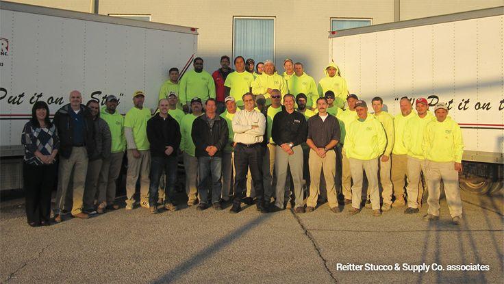 Reitter Stucco & Supply co. associates