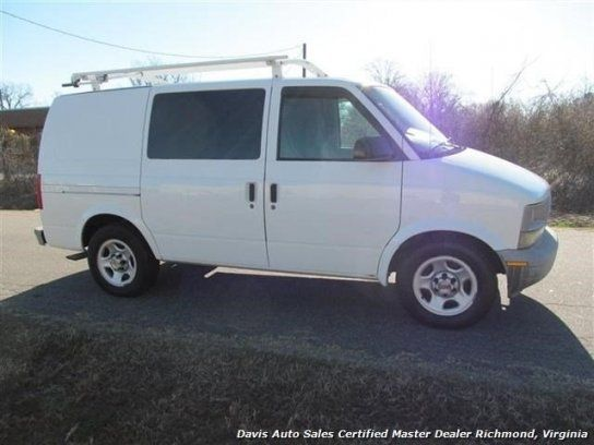 Cars For Sale Used 2004 Chevrolet Astro In Richmond VA 23237 Details