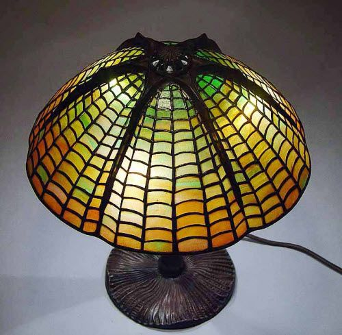 17 best images about lovely lamps on pinterest tiffany for What is a spider lamp