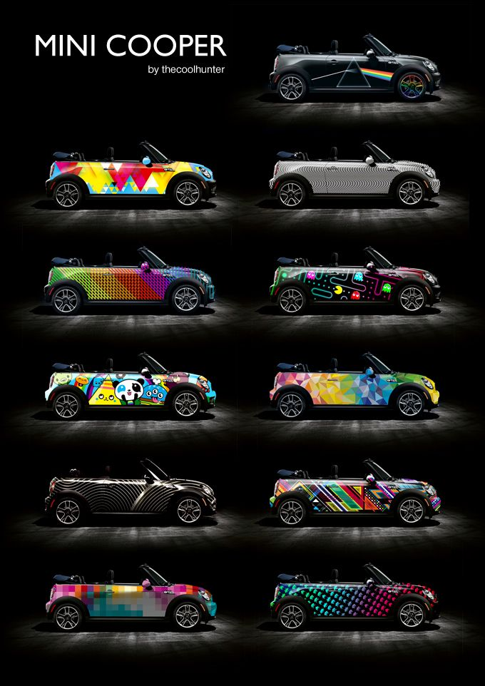 1000 Ideas About Pink Mini Coopers On Pinterest Mini