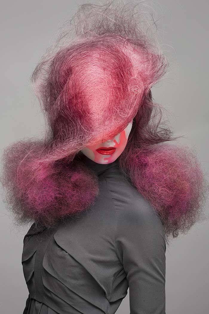 Editorial hair