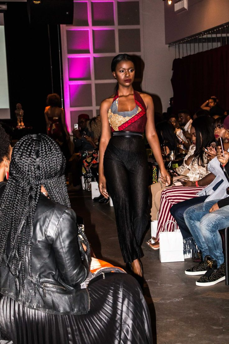 African Fashion Week | Chicago Street Fashion | The Full Color Life