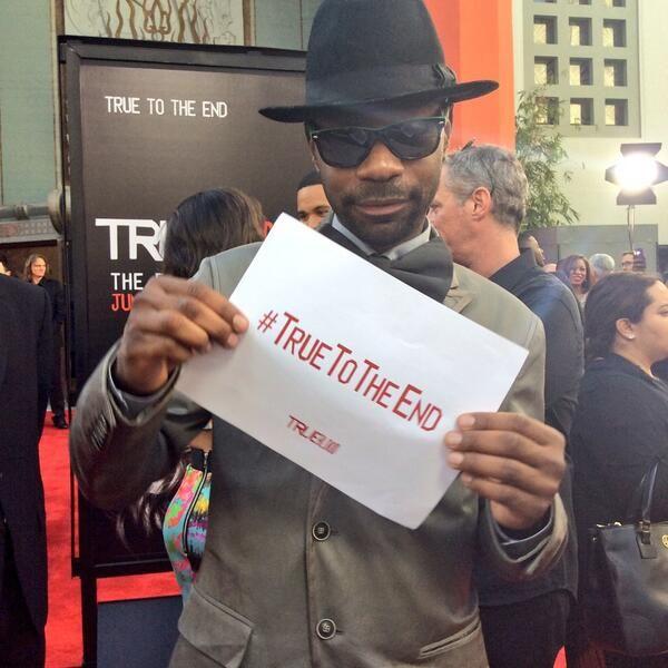 Premiere season finale red carpet