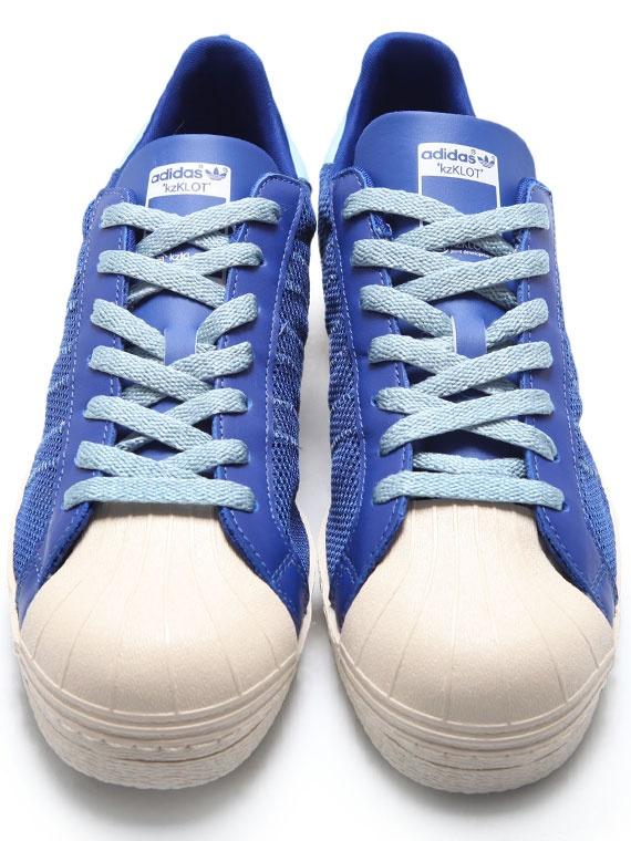 CLOT x Kazuki Kuraishi - Adidas Originals - KZKLOT Supertar 80 - SS 2012