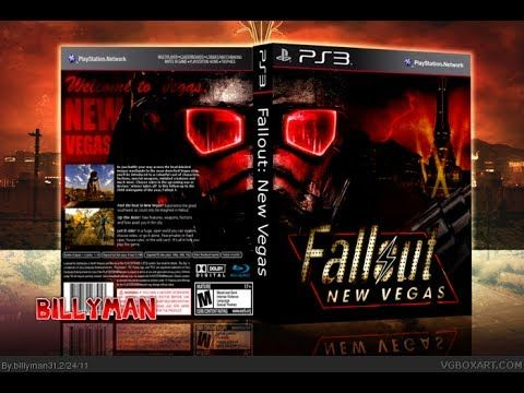 FALLOUT NEW VEGAS #BACKLOG PLAYSTATION 3 #PS3 REVIEW GAMEPLAY