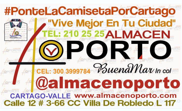 Almacén Oporto en Cartago, Valle del Cauca, Comercio de Cartago