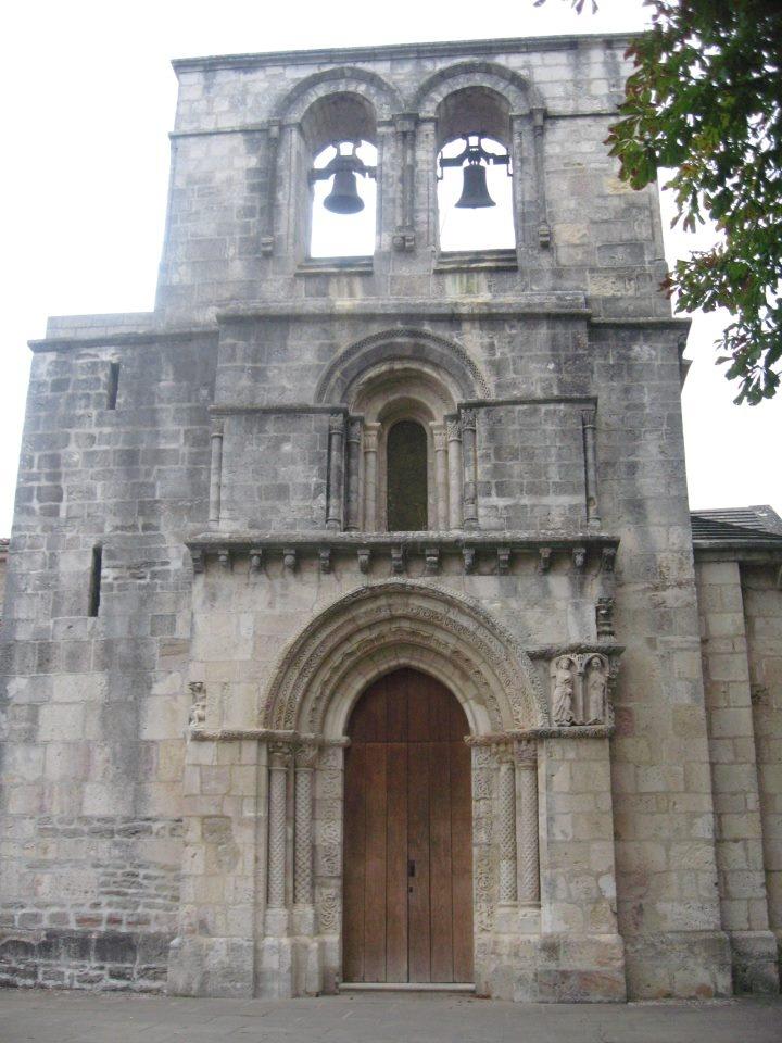 Monasterio de Estíbaliz - ARGANDOÑA (Álava)
