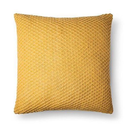 Sweaterknit Oversized Throw Pillow - Threshold™ : Target
