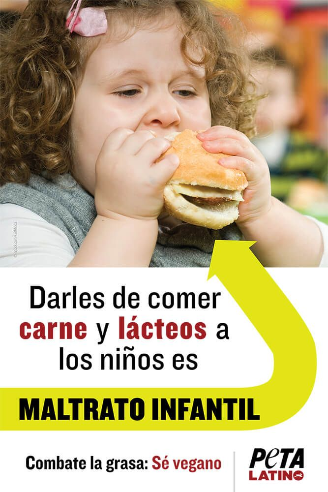 Panama's Health Ministry rejects PETA's ads that promote healthy vegan food for kids.