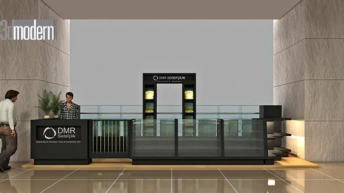 Dmr Sedefçilik Stand Tasarım Çalışmamız.İletişim info@3dmodern.net 0541 505 16 90 #standtasarımı  kioskdesign