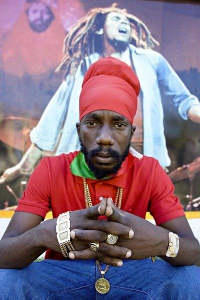 Sizzlaaaa - One of my favorite reggae artists