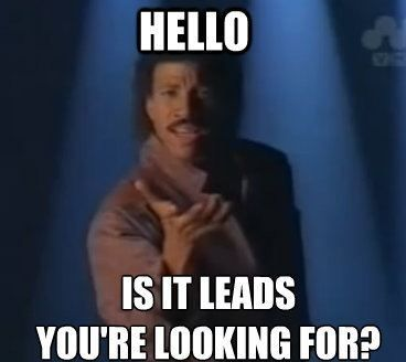 Even Lionel Richie is into Meme Marketing!