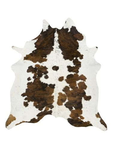 Exotic Tri Color Cowhide: The perfect solution for the high-style, high-octane home. The ruggedness and durability of real leather Brazilian cowhide make this rug virtually indestructible. Cowhides are great for homes with kids and pets, or for frequent entertaining where spills might otherwise be a challenge.  Just wipe clean with a damp cloth as needed, and vacuum or shake out like a regular rug.  Enjoy the low maintenance and enduring style of the Exotic Tri Color Cowhide…