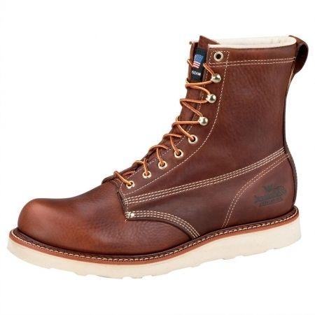 Interesting Waterproof Steel Toe Work Boots For Men Compilation
