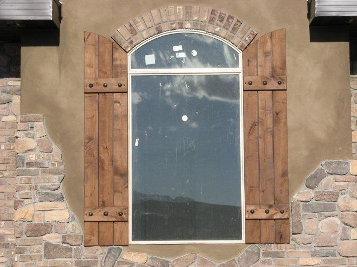 9 best Shutters images on Pinterest | House shutters, Cedar ...