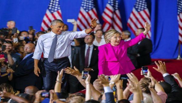 Hillary Clinto es la virtual candidata demócrata para las elecciones presidenciales de noviembre próximo. | Foto: EFE