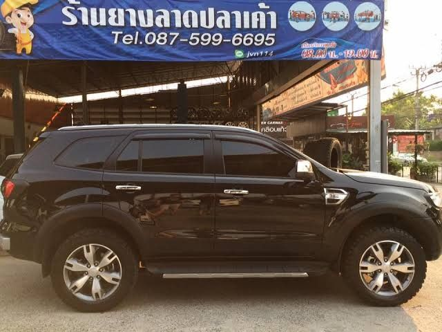Ford Everest 275 55r20 Tyre Ford Everest
