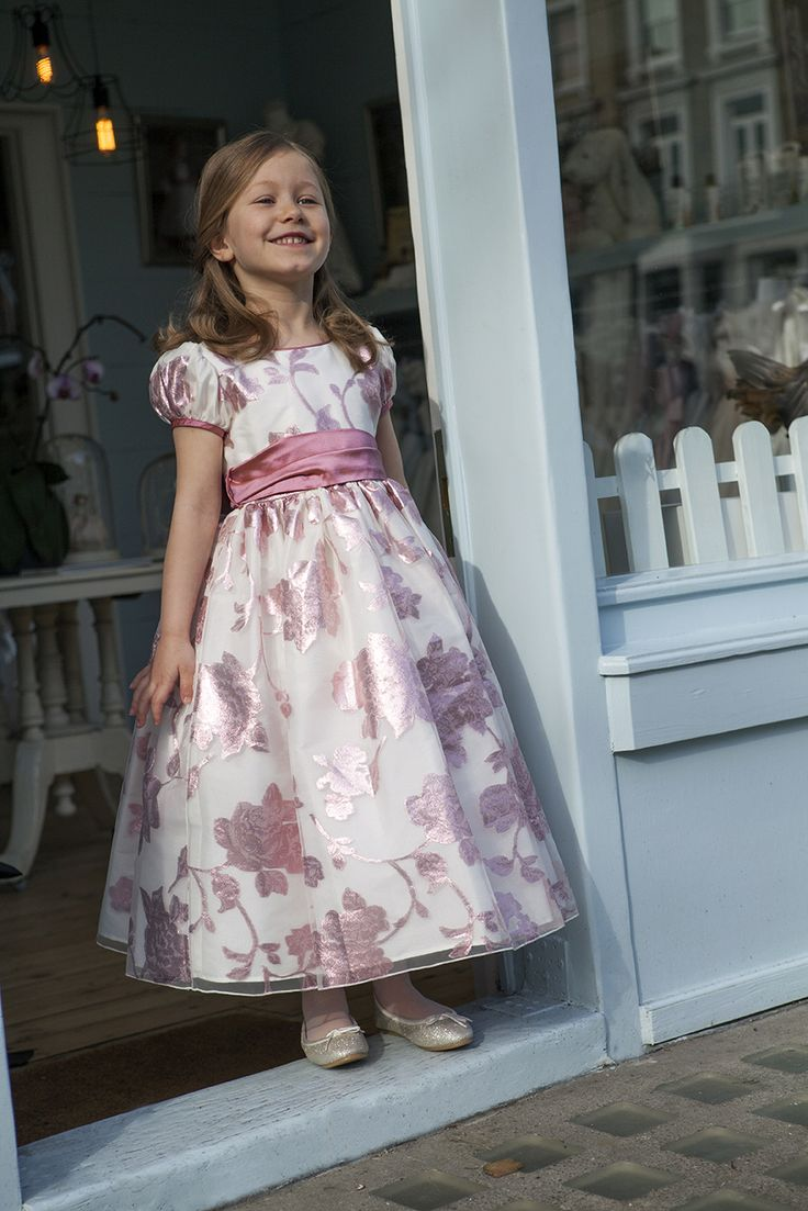 28 best Blue Flower Girl & Party Dresses images on Pinterest ...