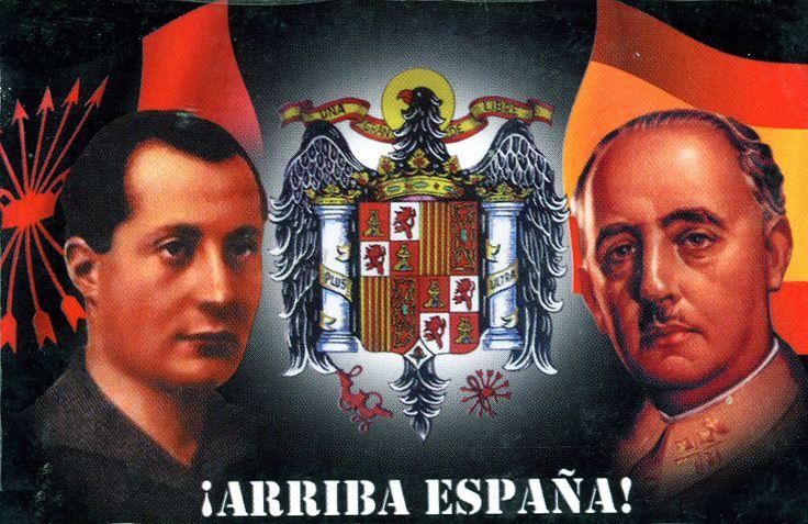 José Antonio Primo de Rivera - General Franco,