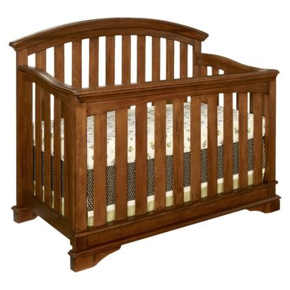 Westwood Waverly Convertible Crib With Toddler Rail